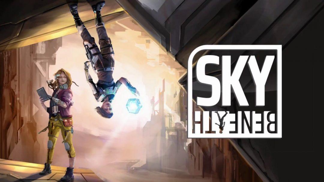 Представлена игра Sky Beneath про управление гравитацией