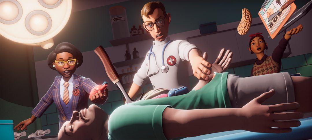 Названа дата релиза Surgeon Simulator 2
