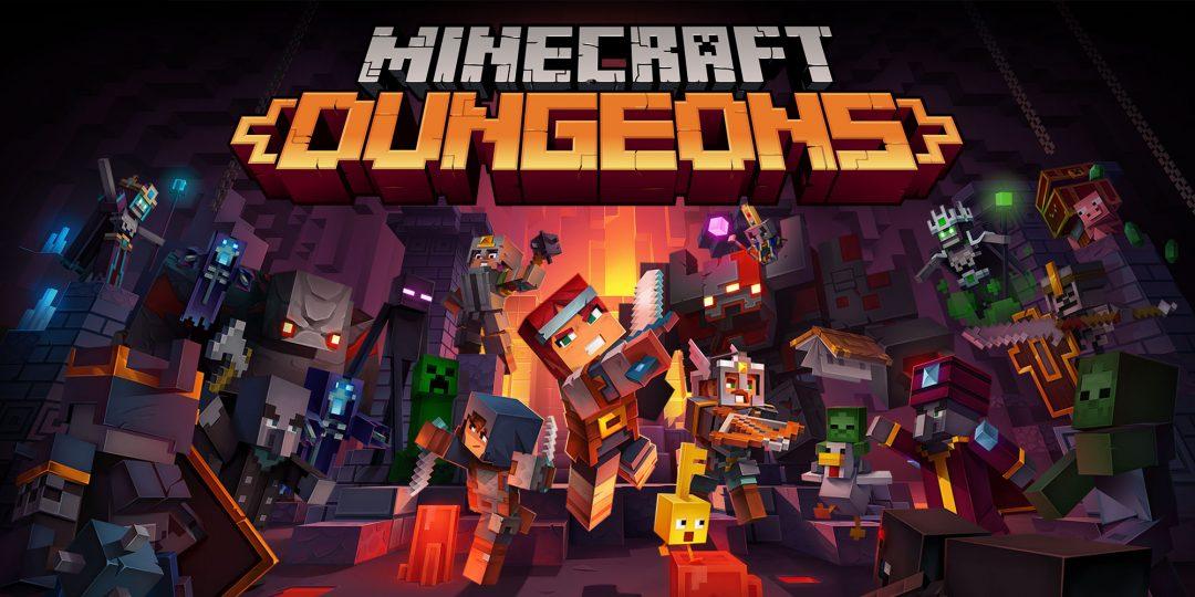 Трейлер релиза свежего дополнения к игре Minecraft Dungeons