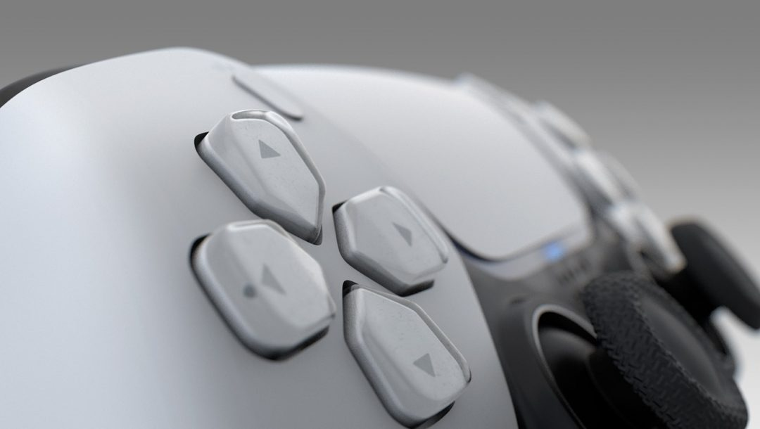 «Живая» запись контроллера DualSense