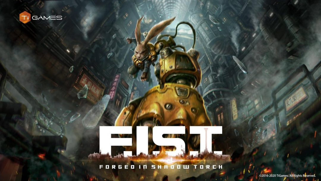 Анонс игры F.I.S.T.: Forged in Shadow Torch