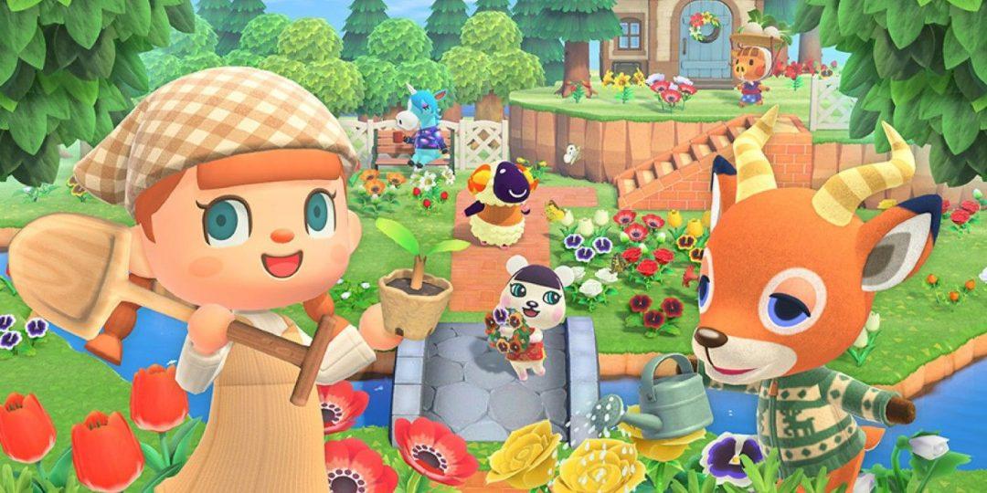 К Animal Crossing: New Horizons 30 июля выйдет новое дополнение