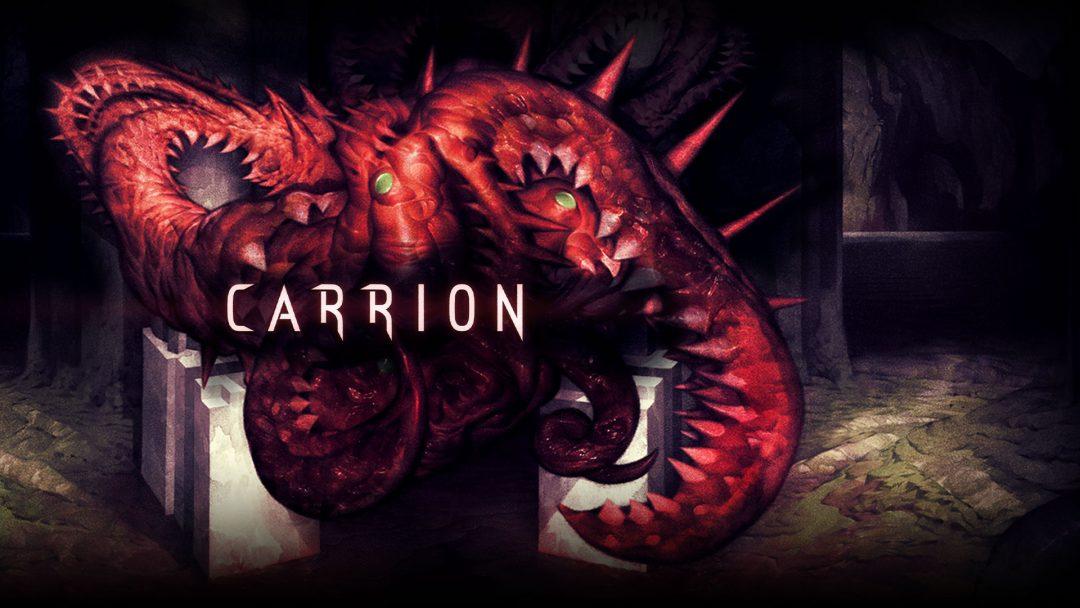Фанаты Carrion сделали интерактивную карту