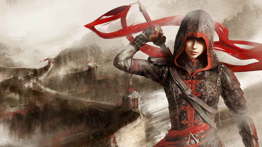 Свежие концепты, намекающие на следующую Assassin's Creed