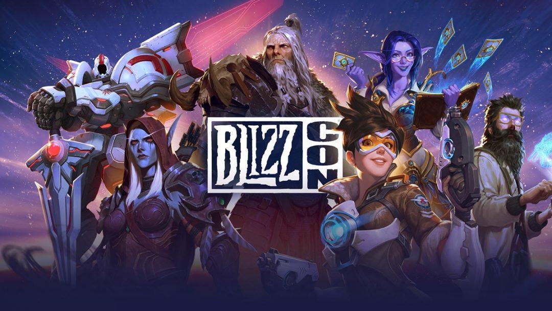 BlizzCon пройдет онлайн в начале 2021 года
