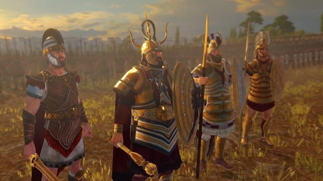 Первые оценки и обзоры Total War Saga: Troy