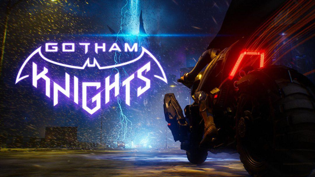 Анонс и первые детали Gotham Knights