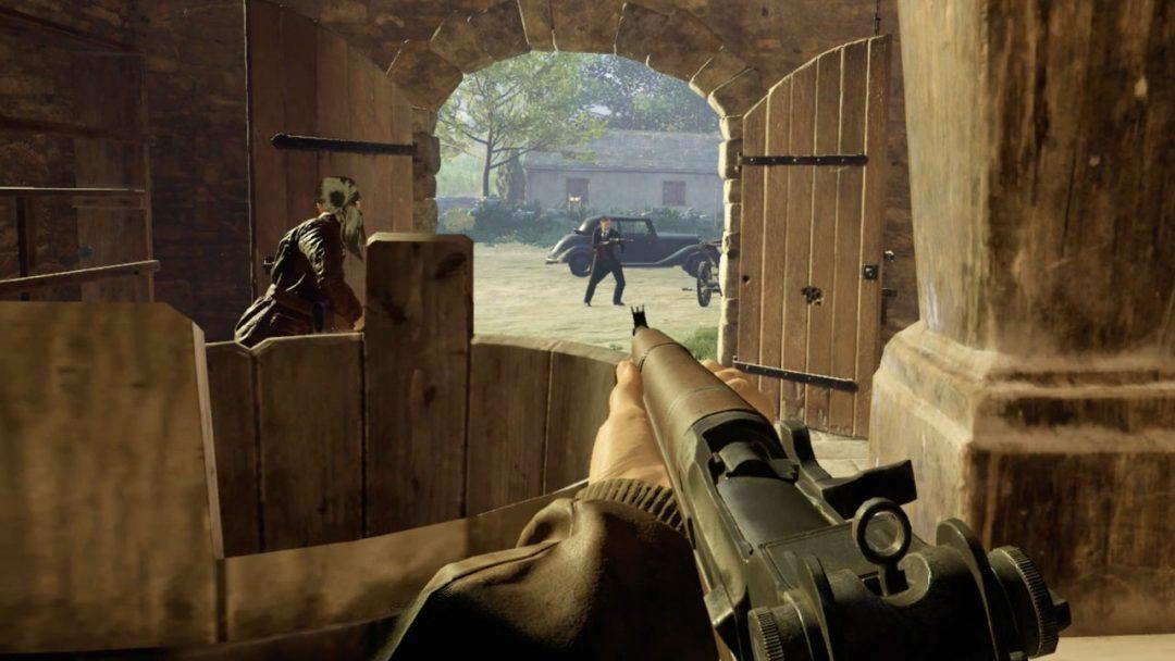 Свежий трейлер игры Medal of Honor: Above and Beyond