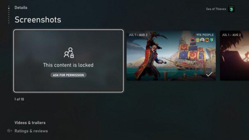 Microsoft официально представила обновлённый магазин Xbox