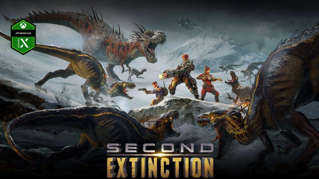 На Future Game Show показали геймплейный трейлер шутера Second Extinction