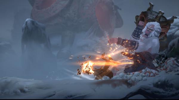 Экшен Eastern Exorcist от китайских разработчиков вышел в Steam Early Access