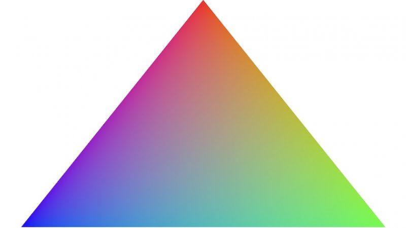 Рендеринг треугольника в Vulkan (почему так сложно)