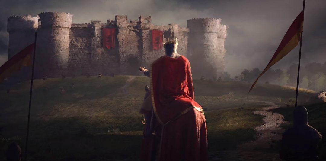 Первая статистика по Crusaders Kings 3