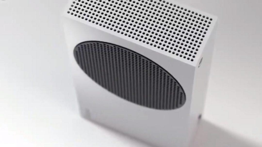 Microsoft официально представила Xbox Series S