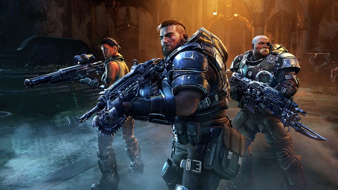 Gears Tactics заглянет на Xbox в ноябре