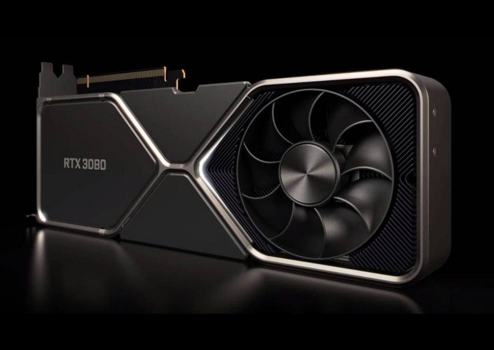 Появились данные с тестов NVIDIA RTX 3080