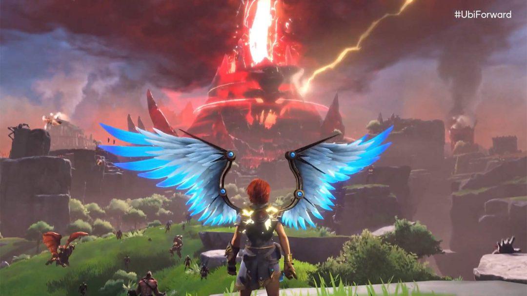 Ubisoft представила новую игру Immortals Fenyx Rising