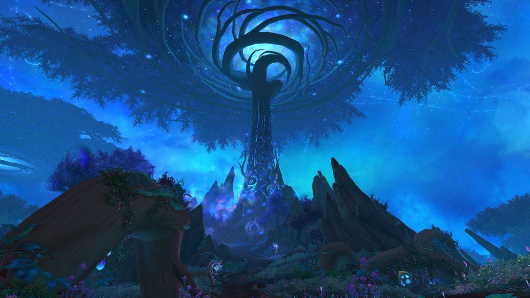 World of Warcraft: Shadowlands — Знакомство с Арденвельдом
