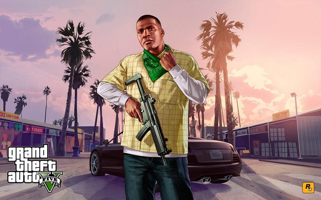 Франклин из GTA 5 подтвердил разработку GTA 6
