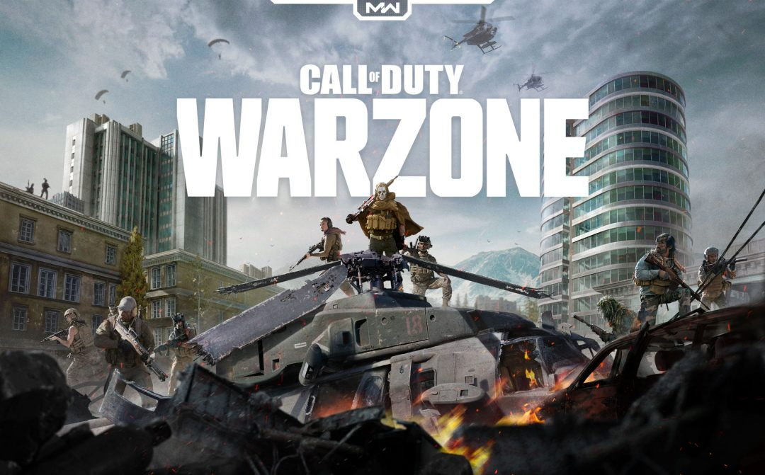 Возможно, в Call of Duty: Warzone скоро откроется метро