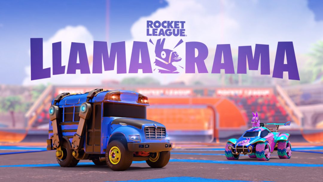 Дата старта кроссоверного события между Fortnite и Rocket League