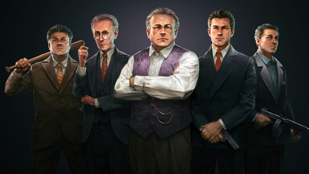 Новый трейлер и режи «Прогулка» к Mafia: Definitive Edition