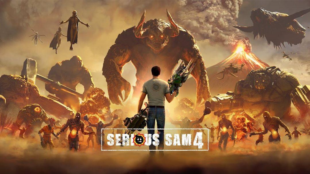 Serious Sam 4 лишилась подзаголовка «Planet Badass». Разработчики объяснили, почему