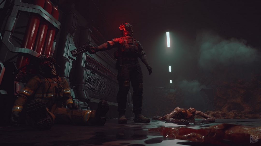 Хоррор Quantum Error появится на консолях Xbox Series