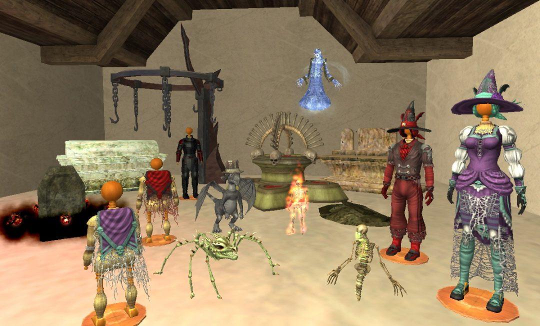 В EverQuest II стартовал хэллоуинский ивент
