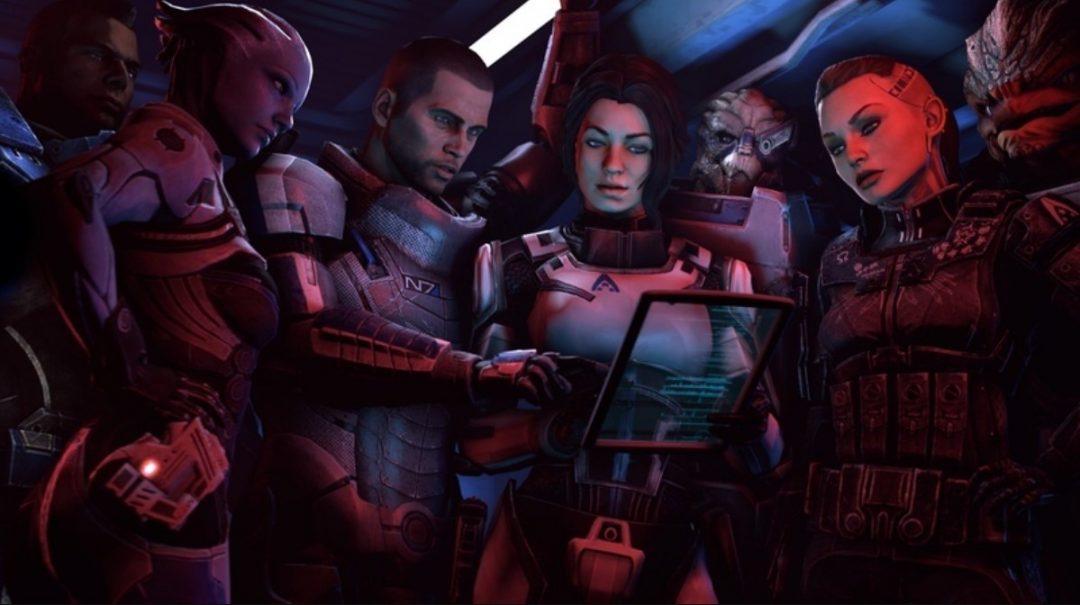 Издание Mass Effect Legendary Edition получило возрастной рейтинг
