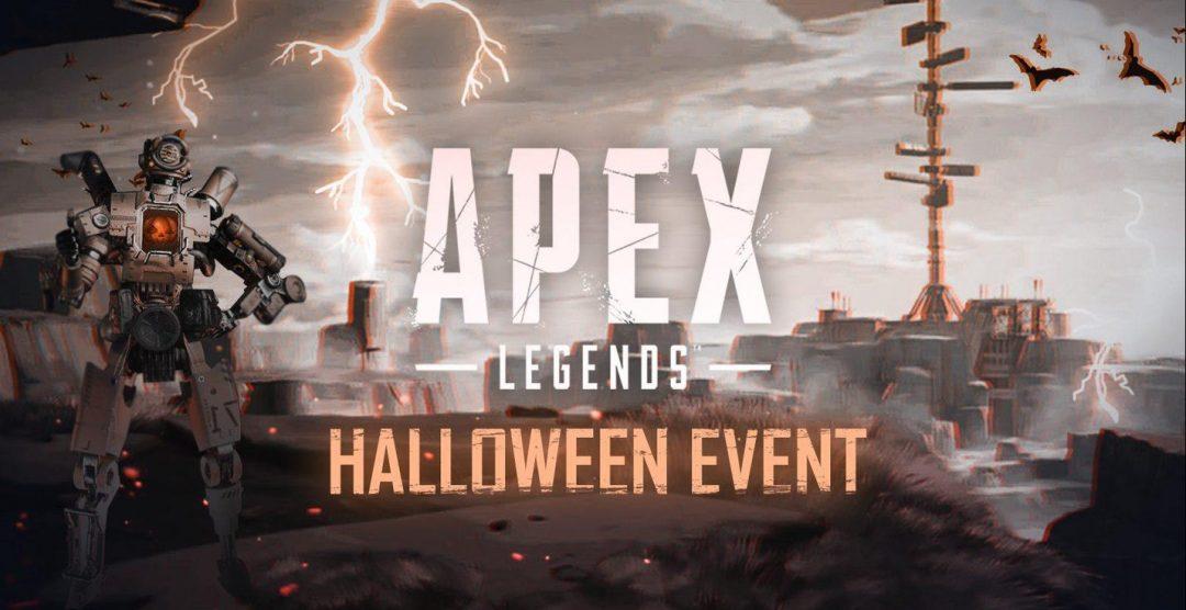 В Apex Legends появился новый хэллоуинский режим