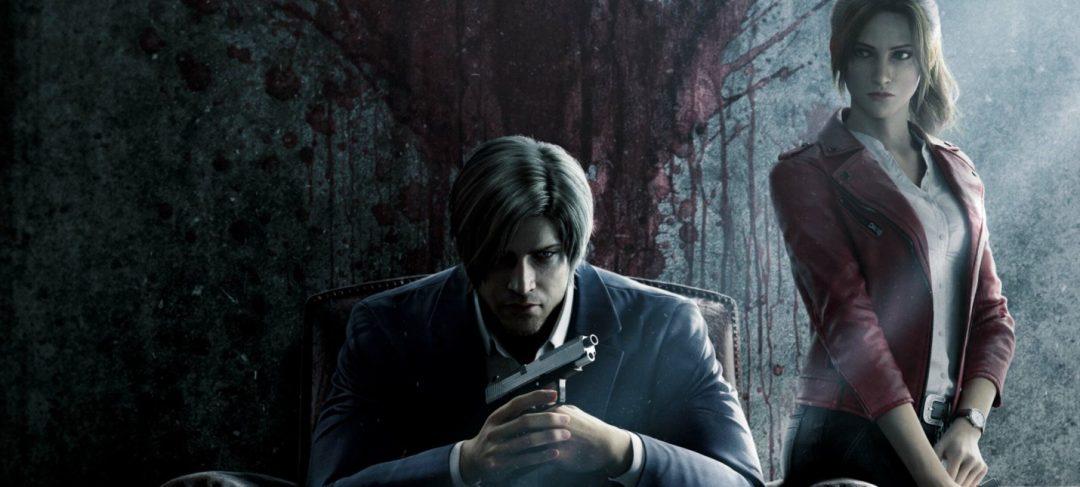 Первые кадры сериала Resident Evil: Infinite Darkness
