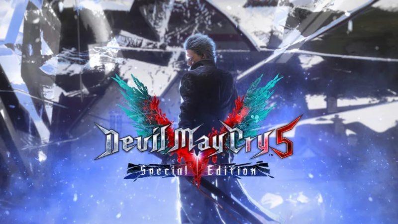 Издательство Capcom поделилось подробностями о графических режимах Devil May Cry V: Special Edition на PS5 и Xbox Series X