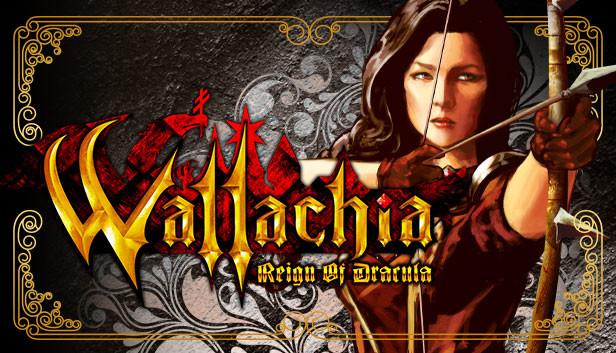 Wallachia: Reign of Dracula — «контра» прямиком из 80-ых