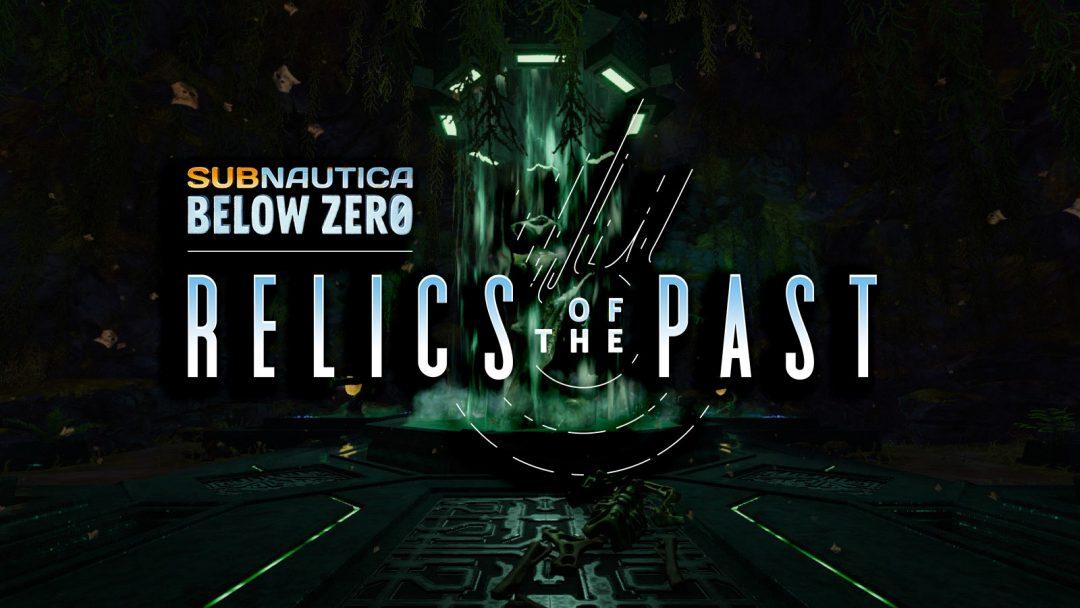 К игре Subnautica вышло дополнение Relics of the Past