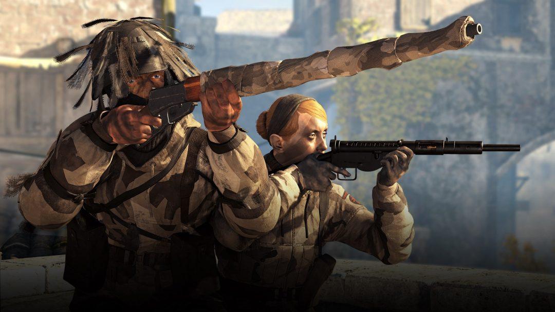 Детали Sniper Elite 4 в версии для Nintendo Switch