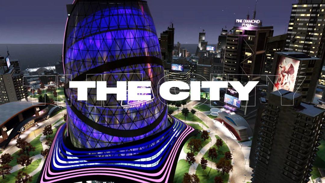Трейлер города из новой NBA 2K21