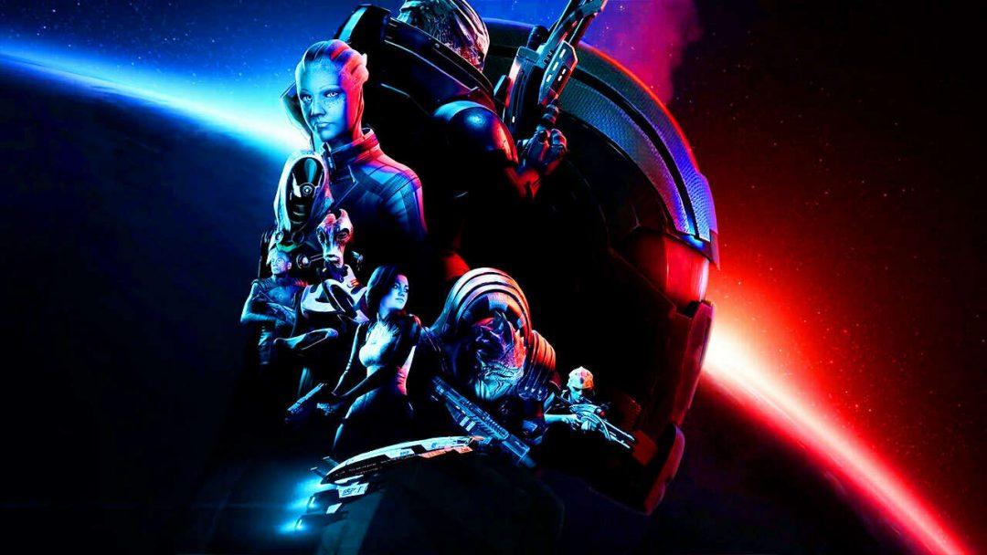 Mass Effect Legendary Edition все таки выйдет в 2021 году