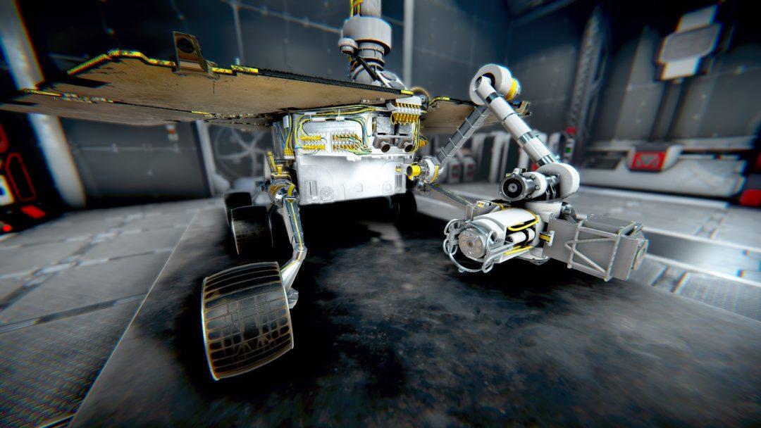 Объявлена дата релиза Rover Mechanic Simulator