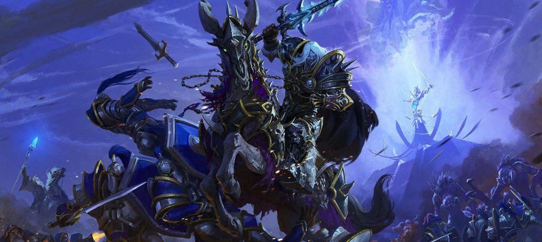 В мир World of Warcraft вторглись войска Плети