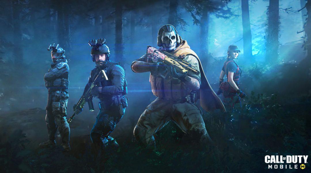 В Call of Duty: Mobile стартовал 12-ый сезон