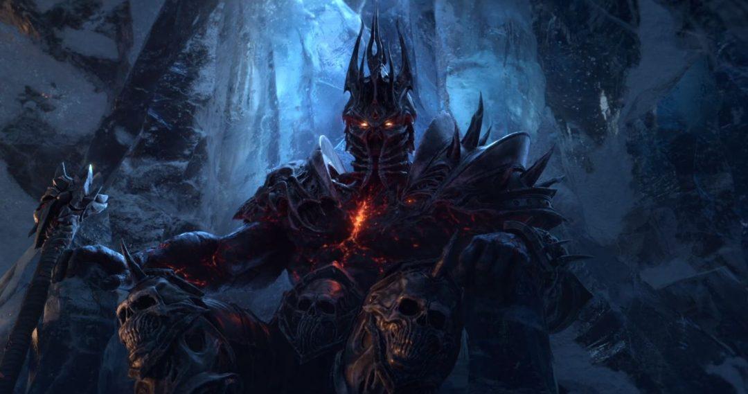 Опубликован вступительный CGI-трейлер World of Warcraft Shadowlands