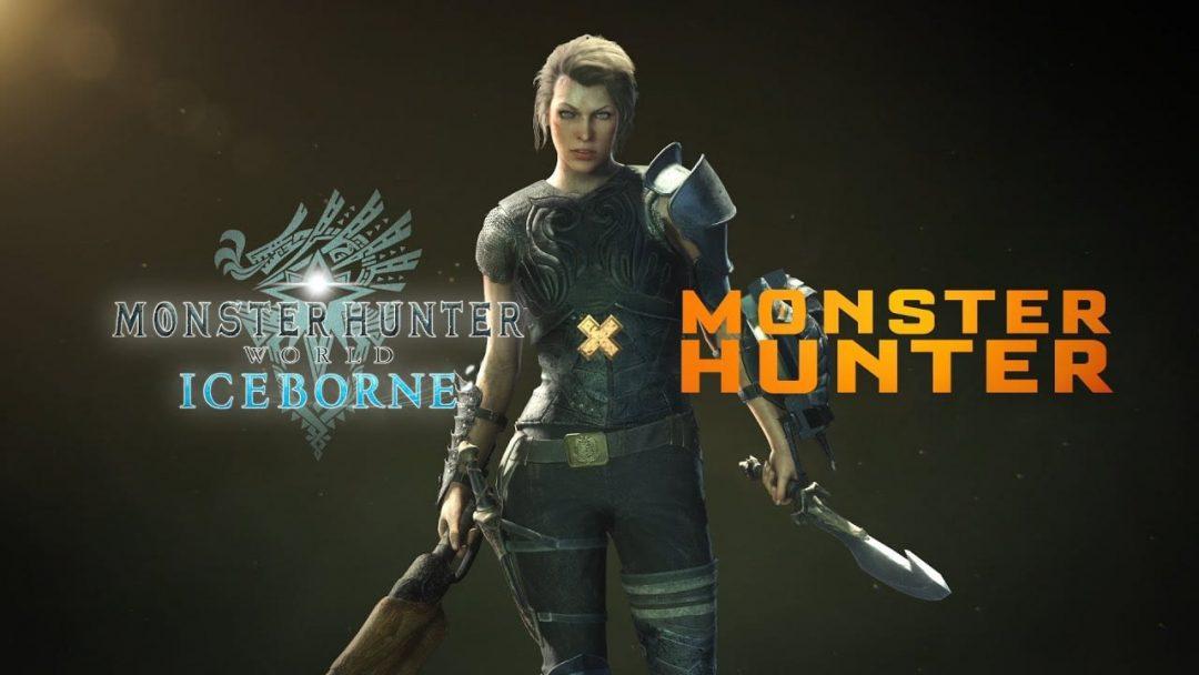 Милла Йовович заглянет в Monster Hunter World: Iceborne