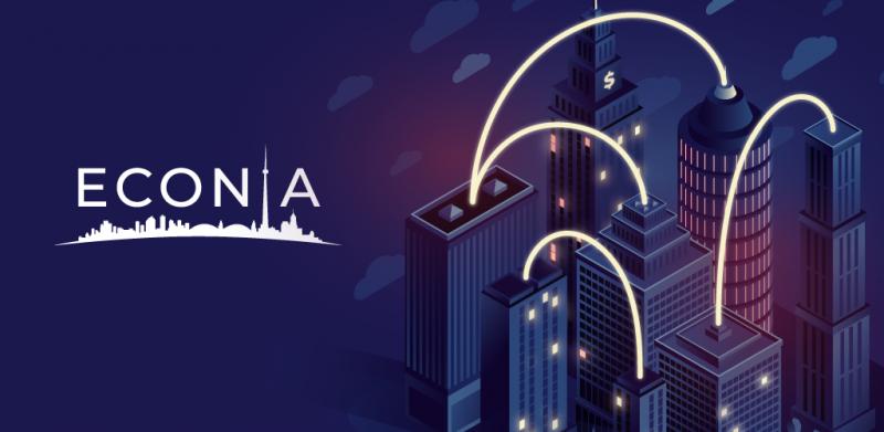 Мобильная экономическая стратегия Econia выходит в релиз 18 ноября