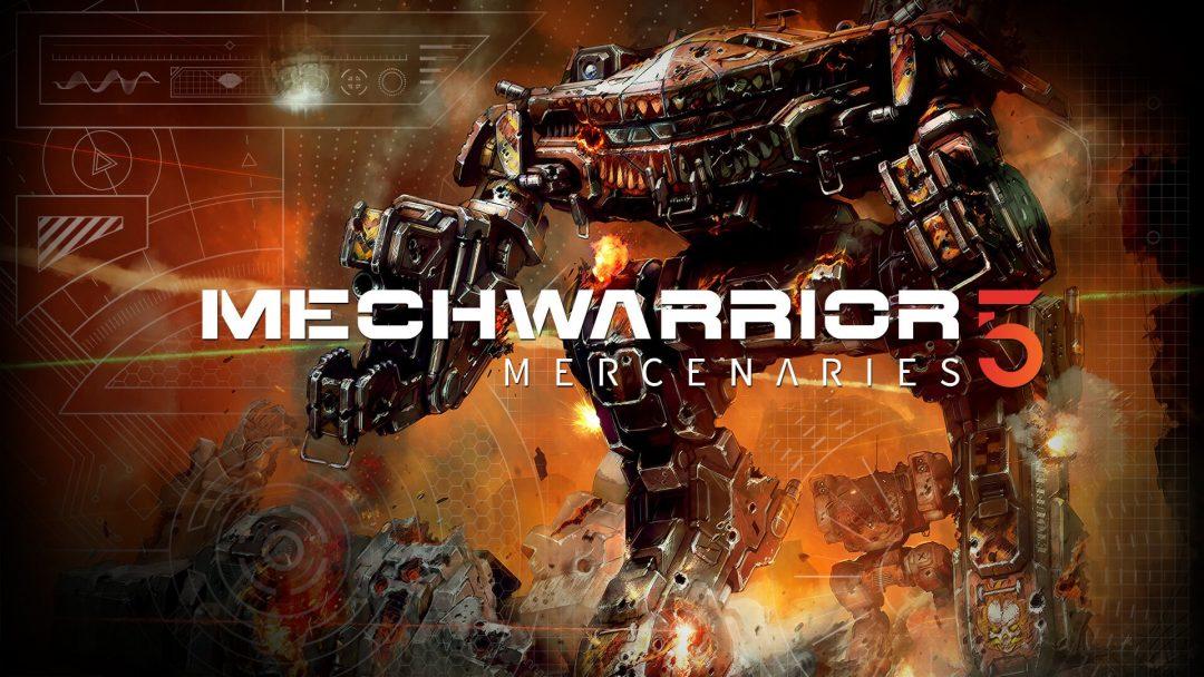 Выход дополнения к MechWarrior 5: Mercenaries отложен