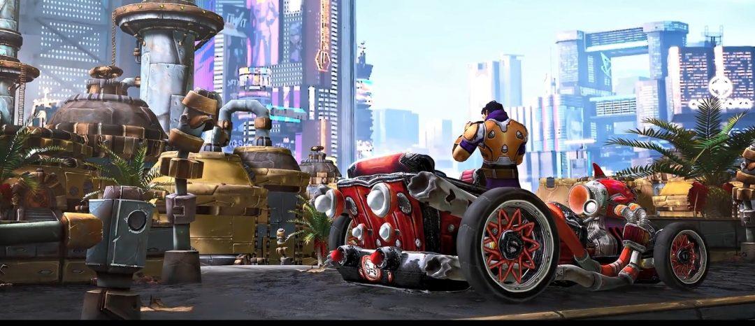Фанаты сделали трейлер Cyberpunk 2077 на движке World of Warcraft