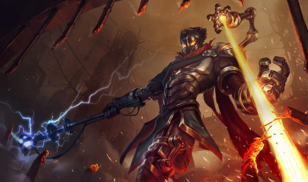 В Legends of Runeterra заглянет Виктор