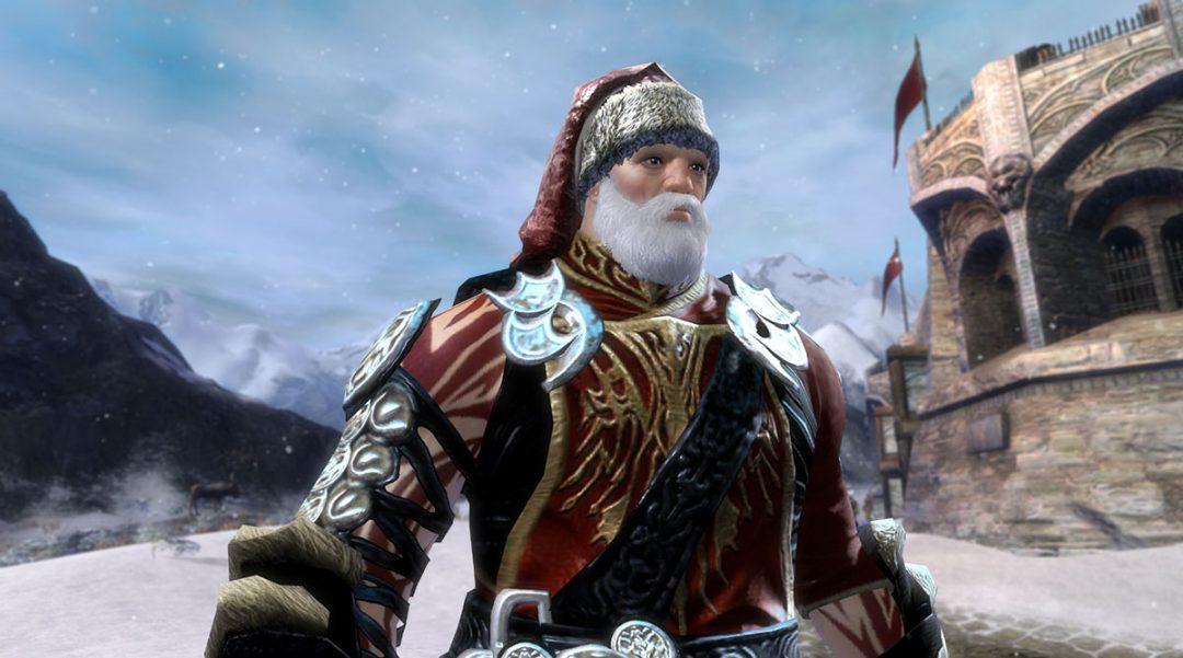 В Guild Wars 2 начался праздник Wintersday