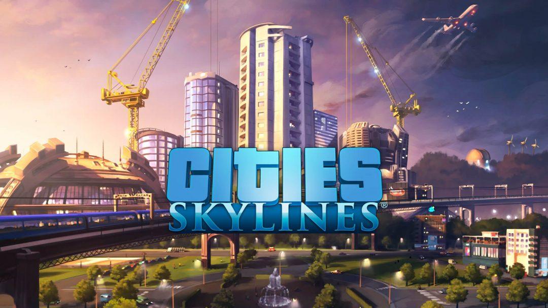 Cities Skyline раздают бесплатно в EGS