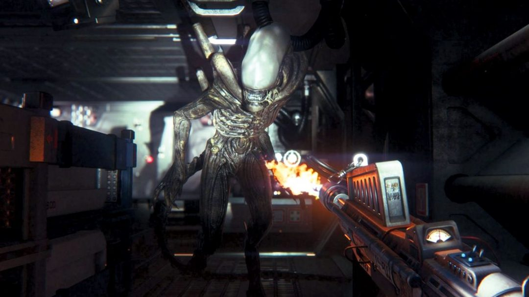В EGS можно бесплатно забрать Alien Isolation